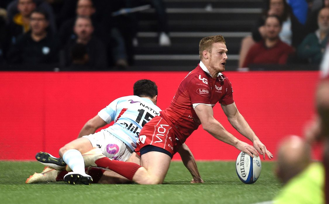 REPORT: Scarlets push French giants all the way