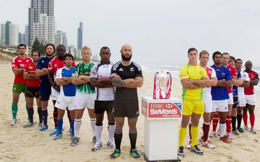 Sevens captains