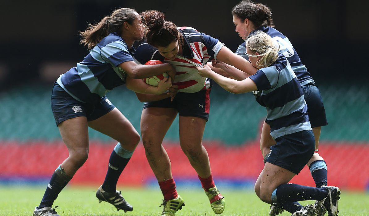 Register now for Women's Regional Rugby