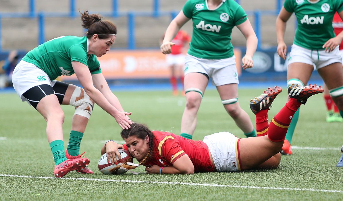 REPORT: Wales Women just fall short against Irleand