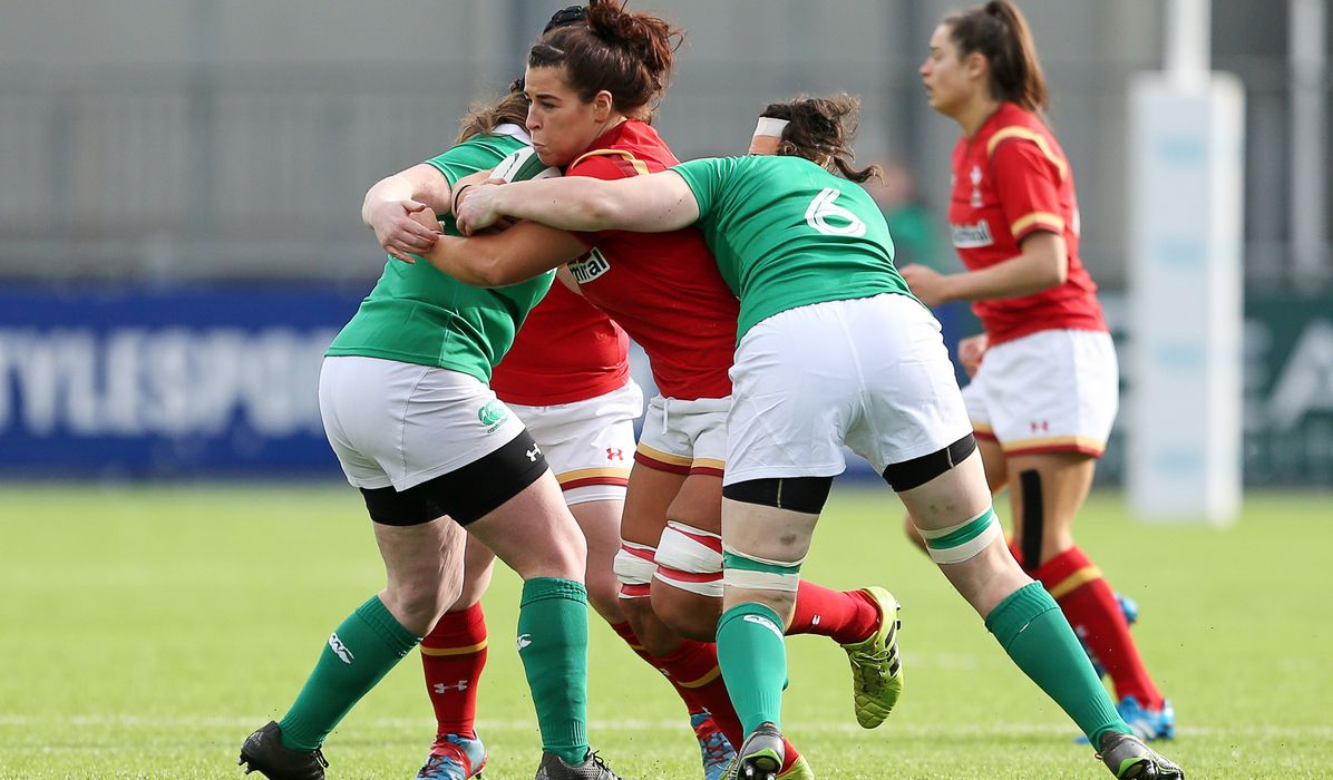 Wales Women dazzle at Donnybrook