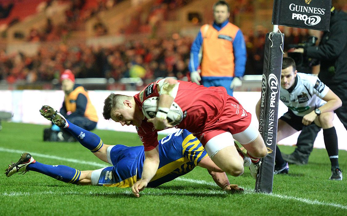 REPORT: Scarlets cement top four place