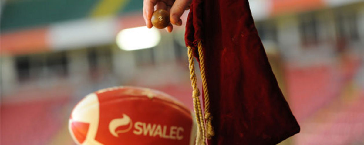 The SWALEC draws have been made
