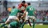 REPORT: Wales hit back to draw in Dublin