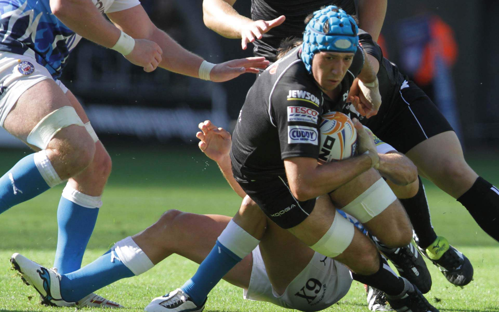 Tipuric boosts Ospreys ahead of Edinburgh