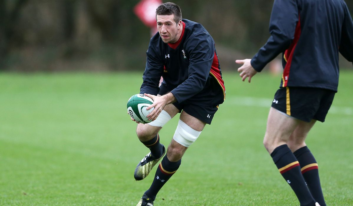 Tipuric ready to reignite back-row relationship
