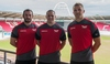 Scarlets new signings start training
