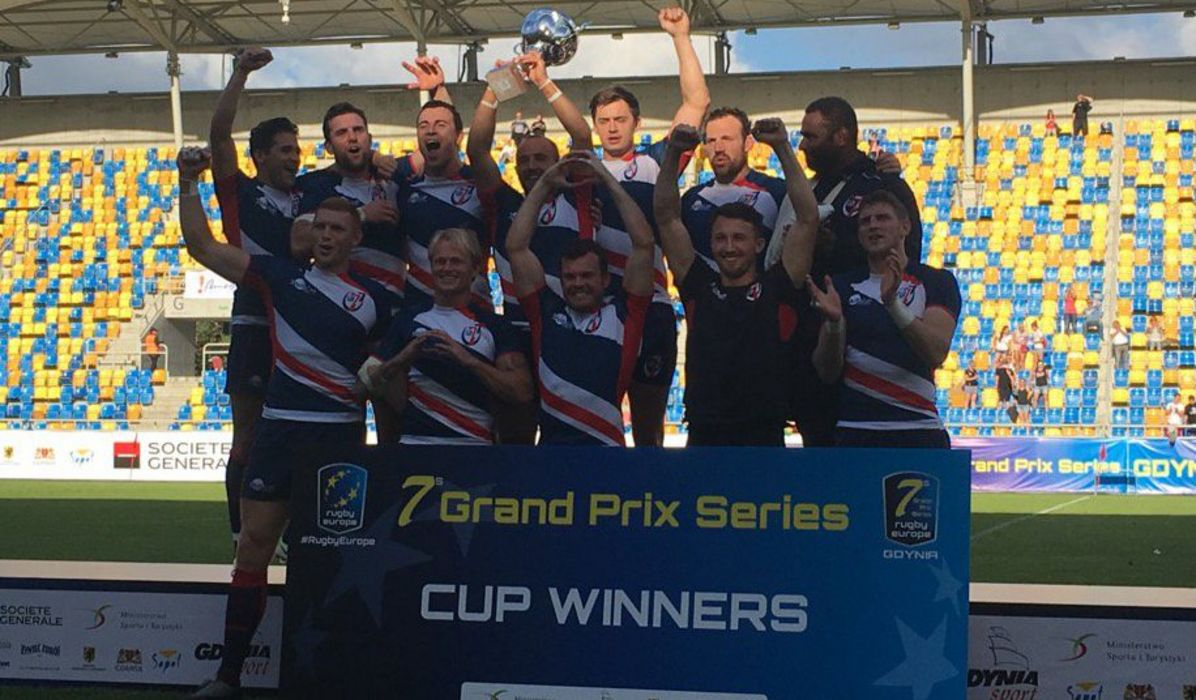 Treharne steers GB Royals to successive titles