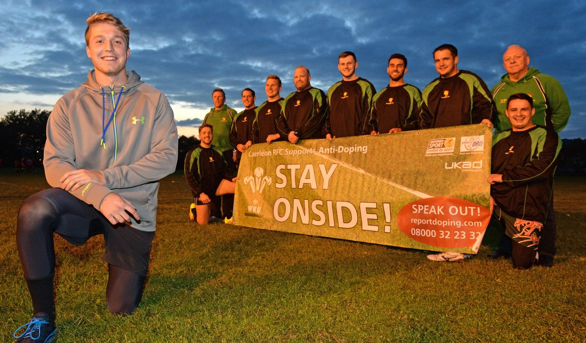 Players urged to 'stay onside' anti-doping rules following ban