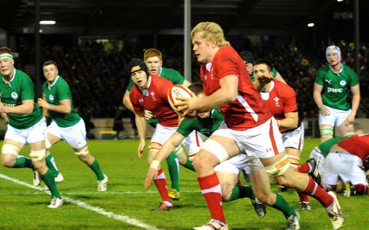 Wales Under 20s