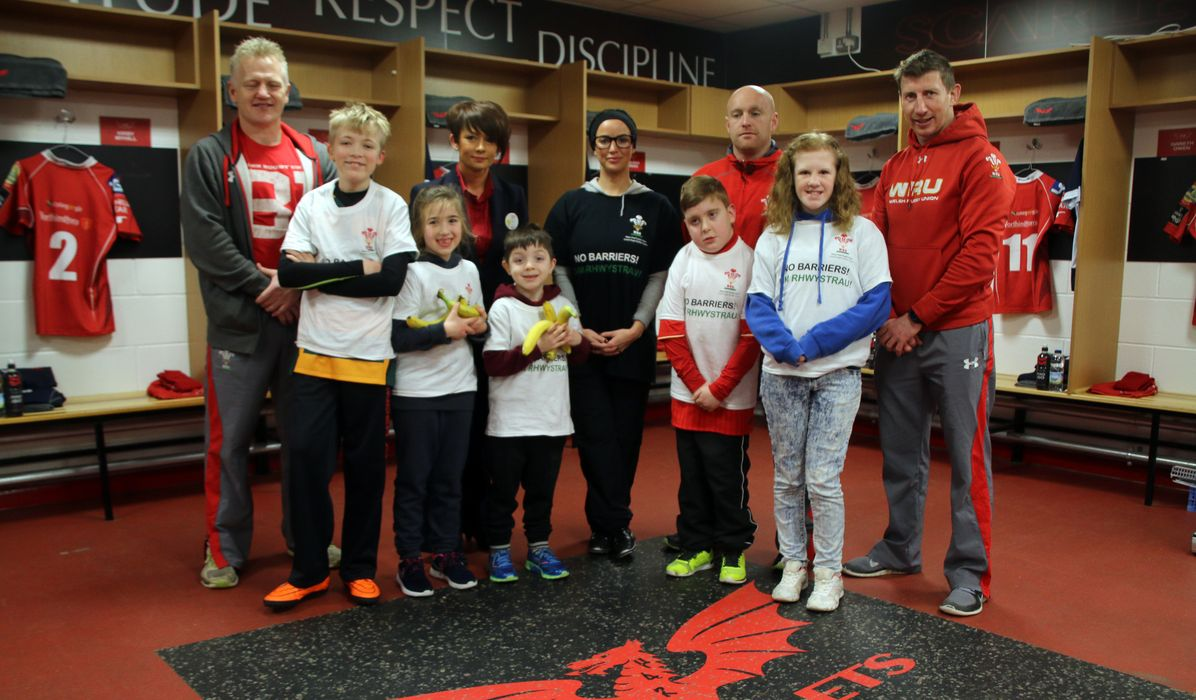 Wales Deaf rugby's community project proves success
