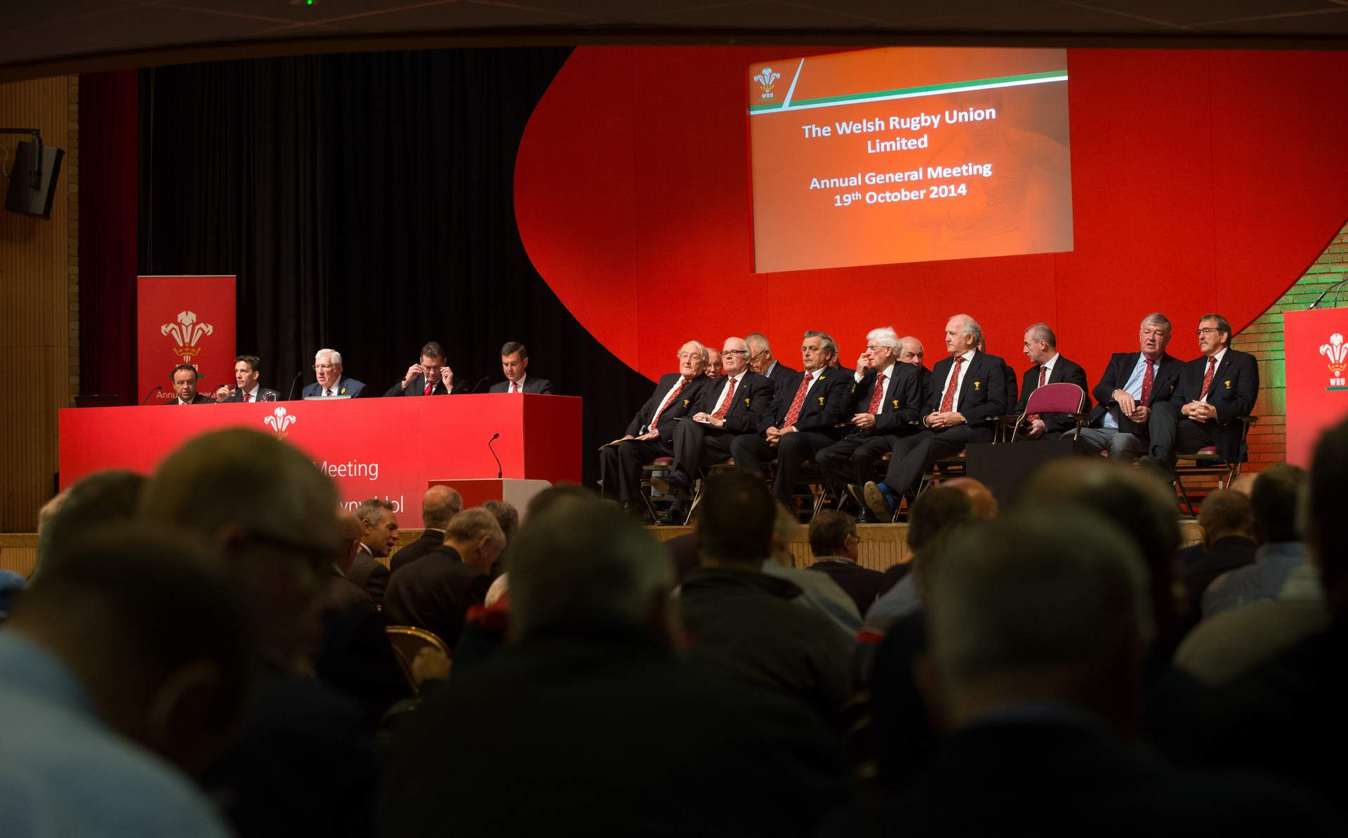WRU votes in governance changes