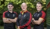 Welsh refs named on World Sevens panel