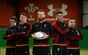 Wales duo focus on U20 Championship