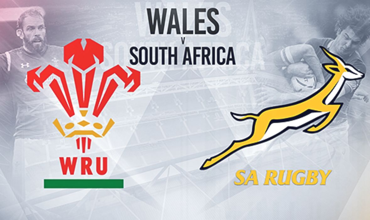 Wales v South Africa: Head-to-heads