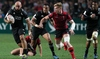 Wales close to claiming big scalp