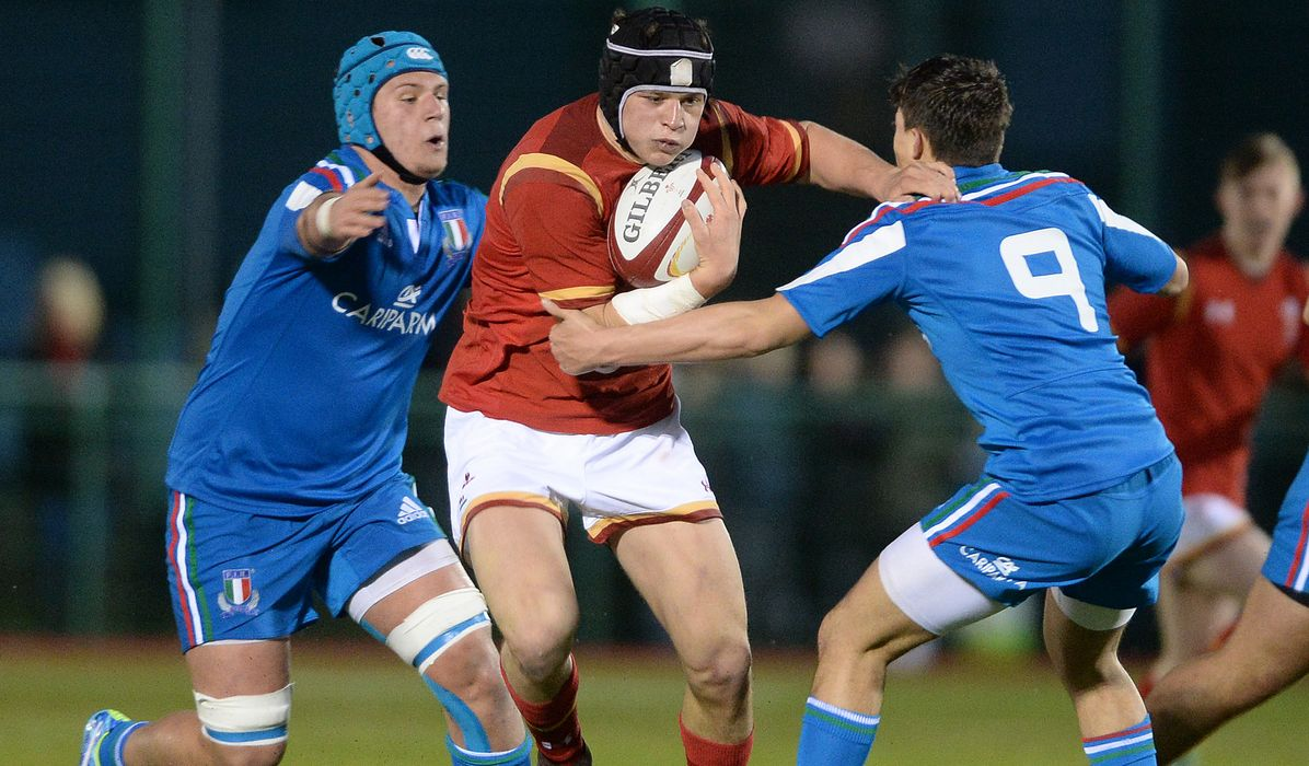 Wales U18 brimming with confidence