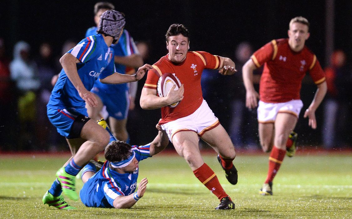 REPORT: Wales U18 come back to beat Italy