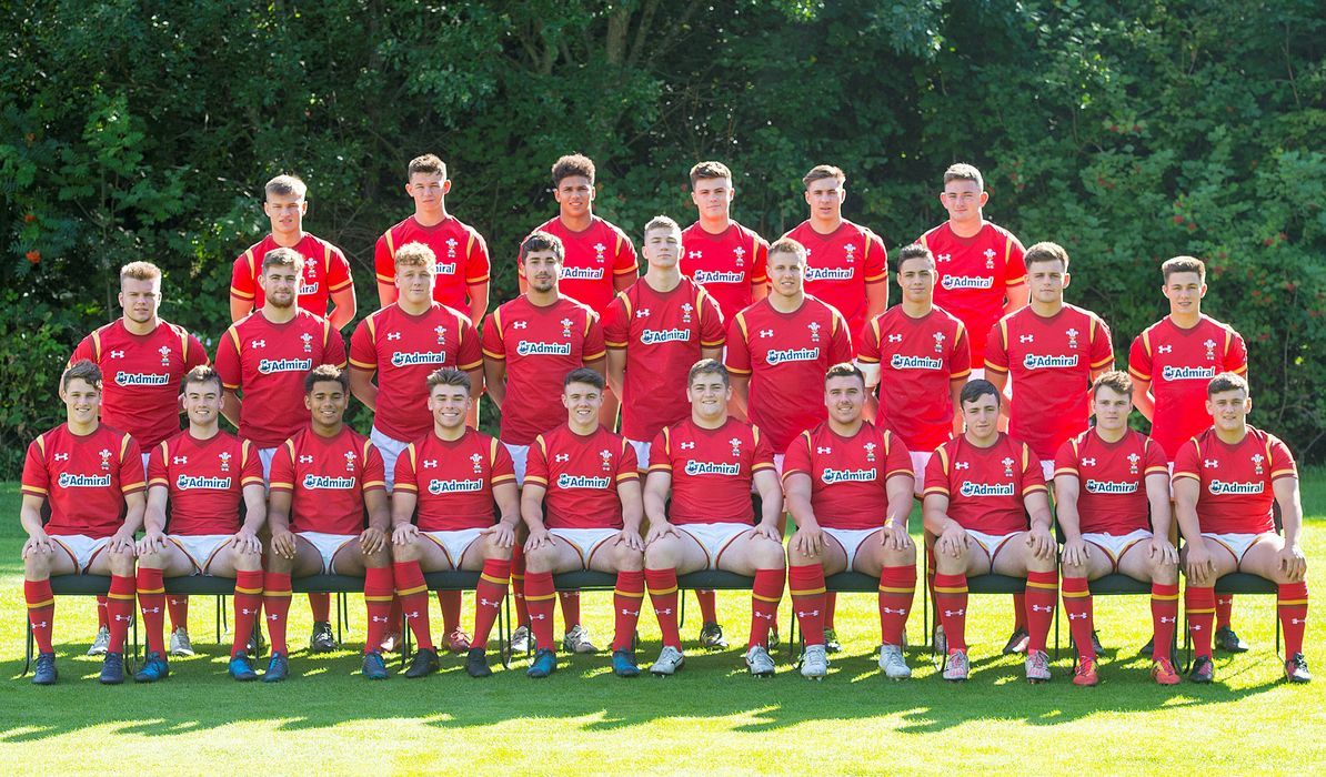 Wales U18 ready to meet South African challenges