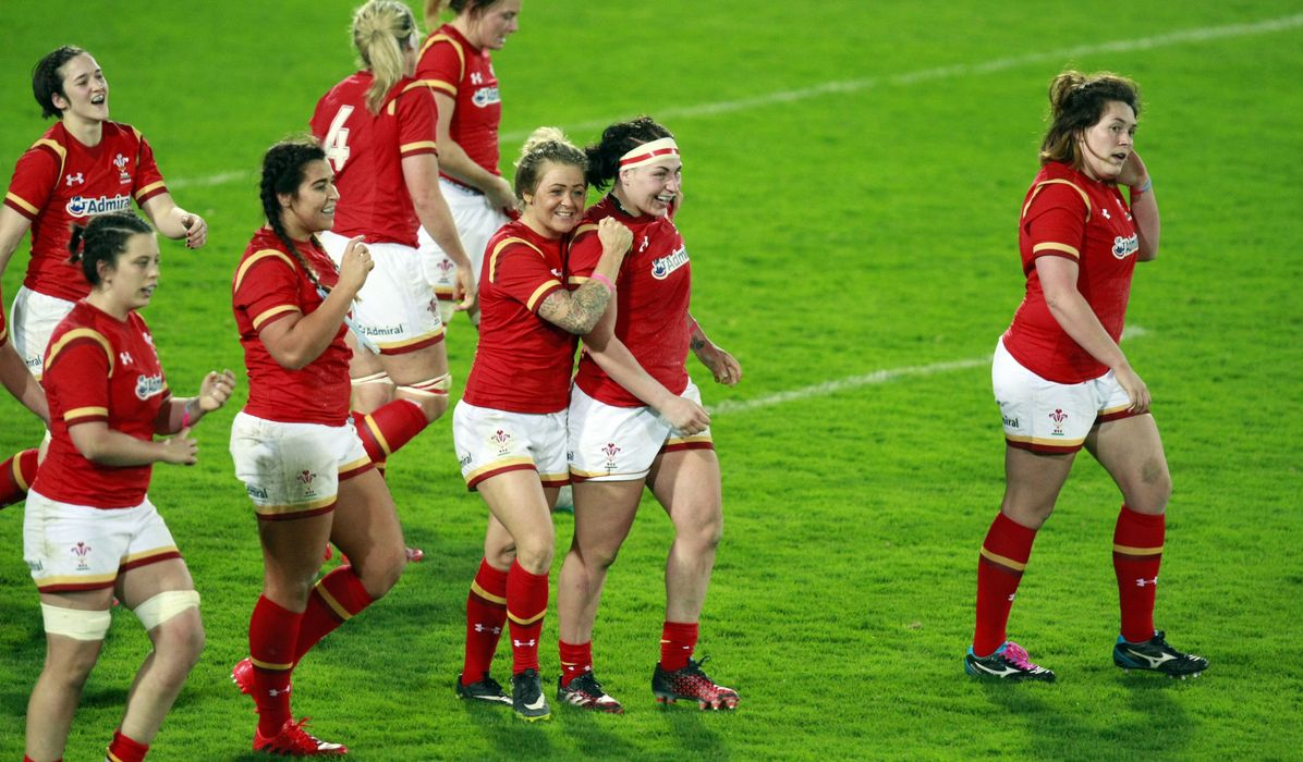 """Wales Women gave 110 per cent"""