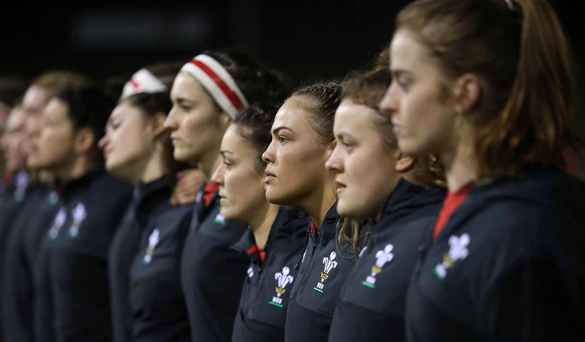 Single change for Wales Women