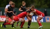 Wales name team for second shot at Canada