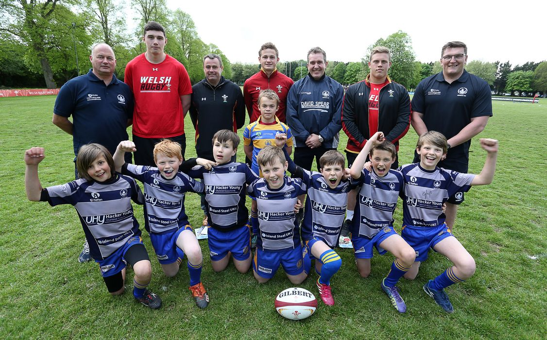 VIDEO: Monmouth RFC prove perfect hosts