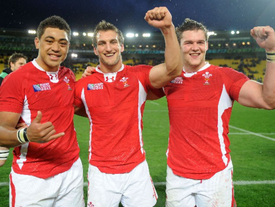 Wales backrow