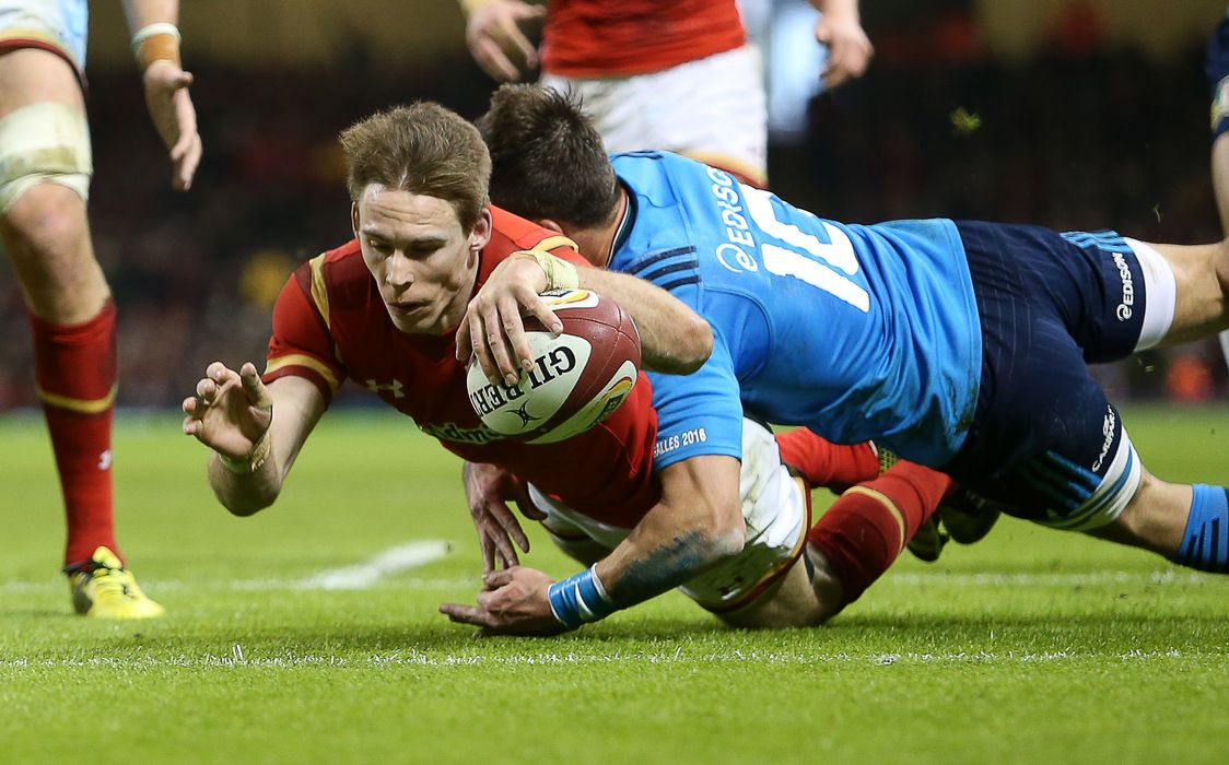 Wales v Italy: Story of the day