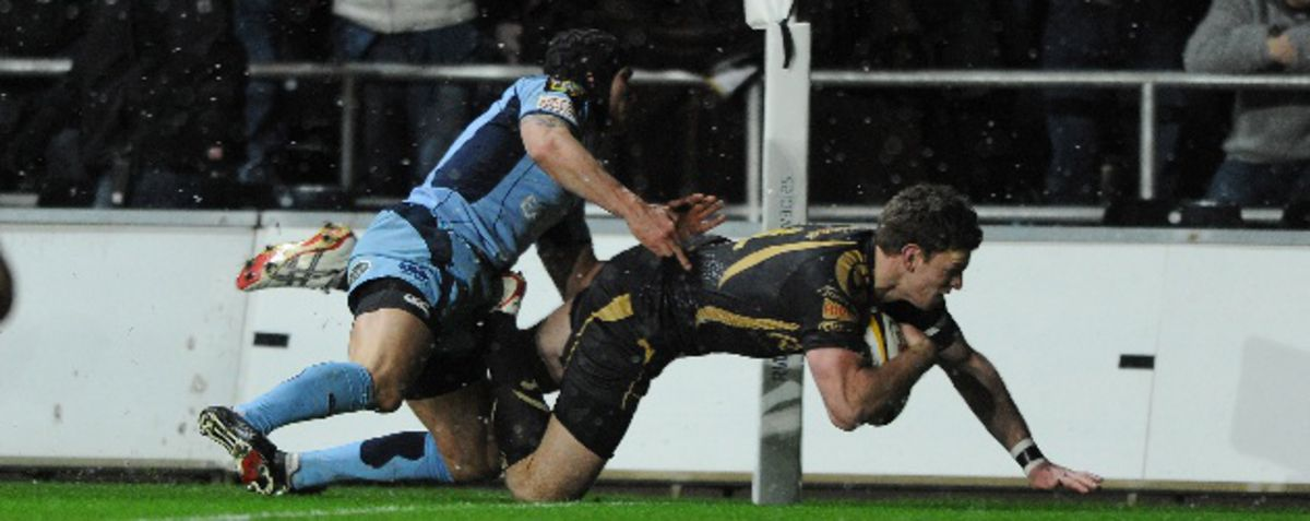 Ospreys vs Blues