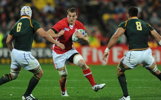 Wales v South Africa