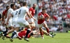 REPORT: Wales suffer Twickenham defeat