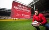 Principality Stadium anniversary a double celebration for Rhys