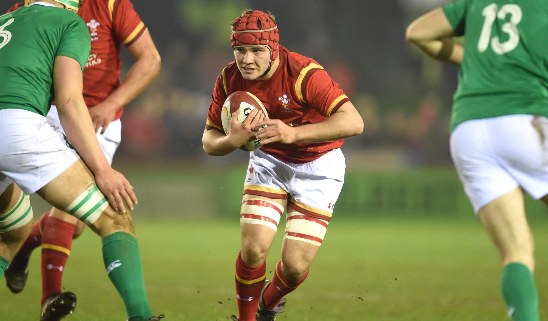 Wales U20 looking to make every point count in Georgia