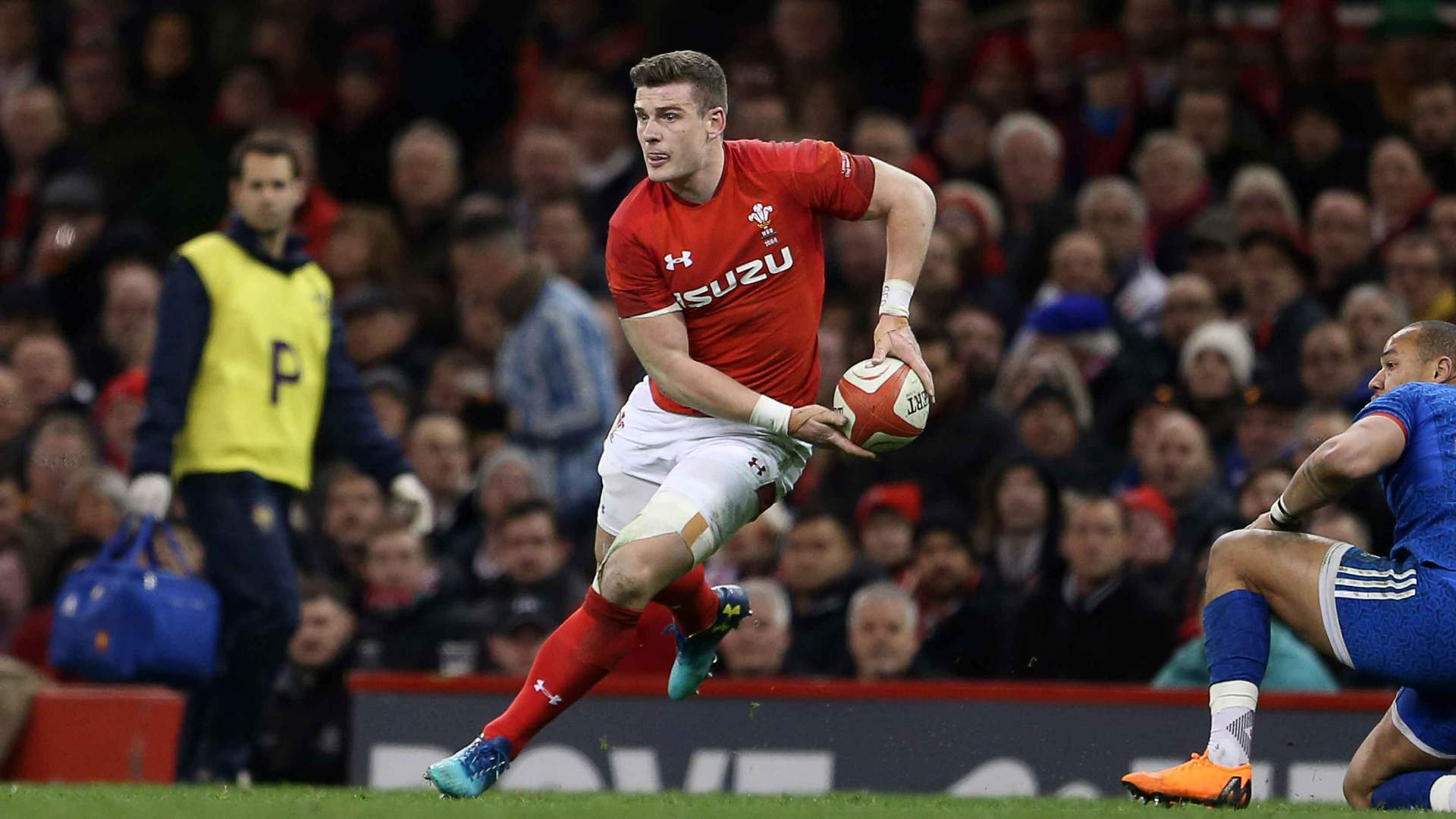 Williams planning another French triumph with Scarlets