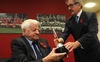 Pioneering coach honoured with IRB award