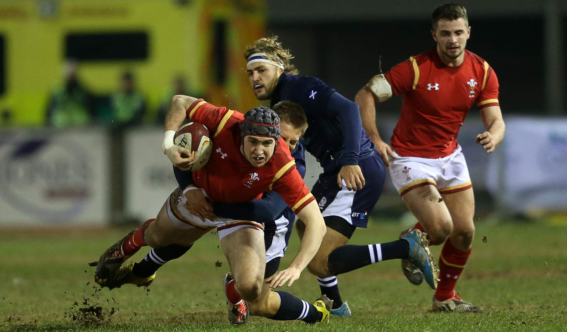 PREVIEW: Wales U20 aim to put Scots on the rocks