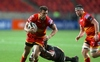 REPORT: Dragons beaten in South Africa
