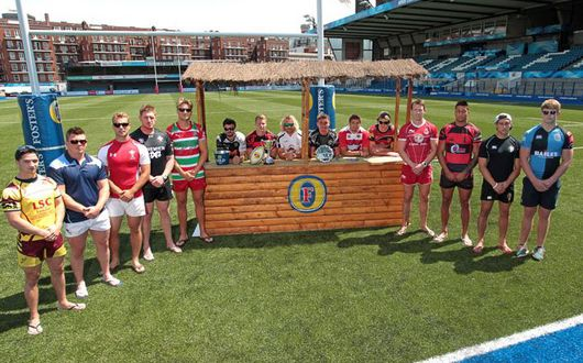 Festival of sevens and summer fun hits Cardiff