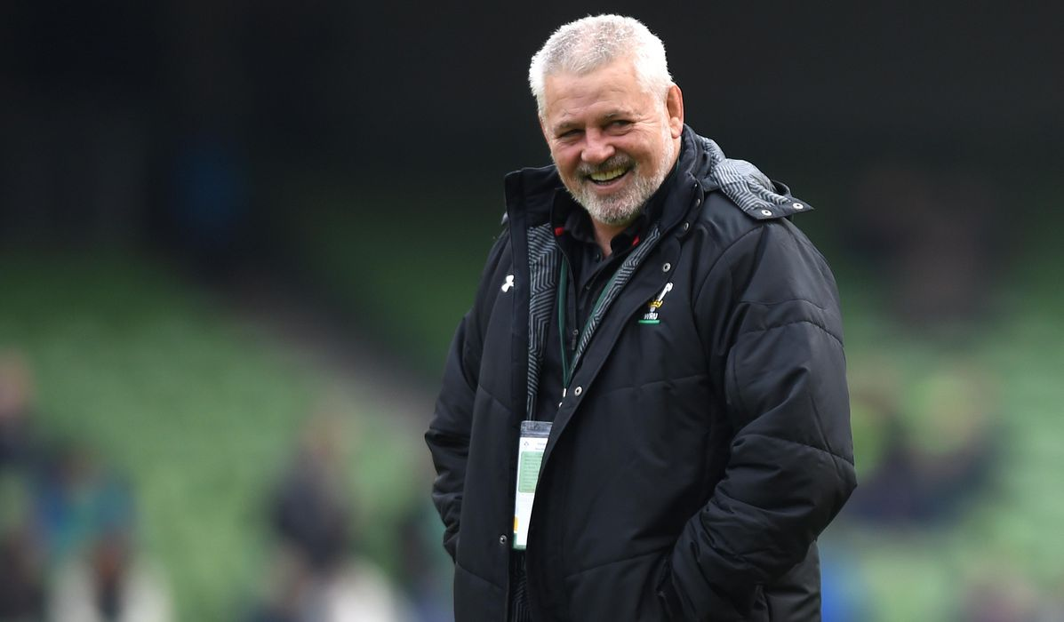 Gatland demands strong finish