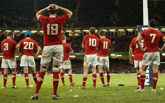 Gatland Australia reaction