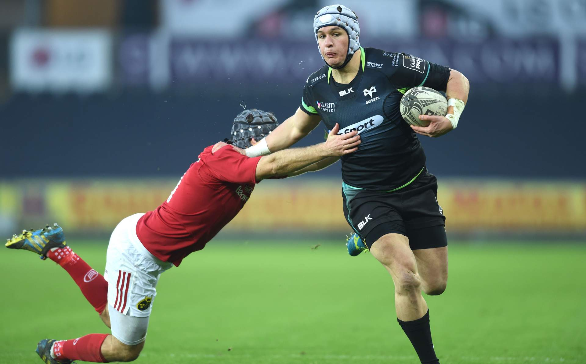 REPORT: Ospreys edged out