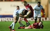 REPORT: Scarlets beaten after late penalty try