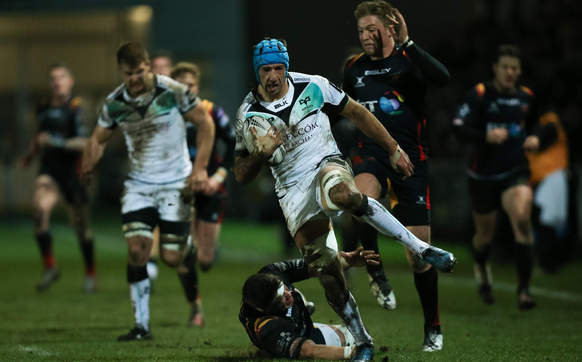 Tipuric hoping for 80 minute performance from Ospreys