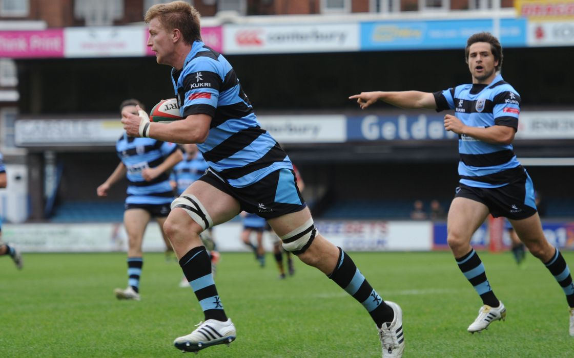 Macauley Cook Cardiff Blues