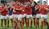 Wales U20 team for second NZ test
