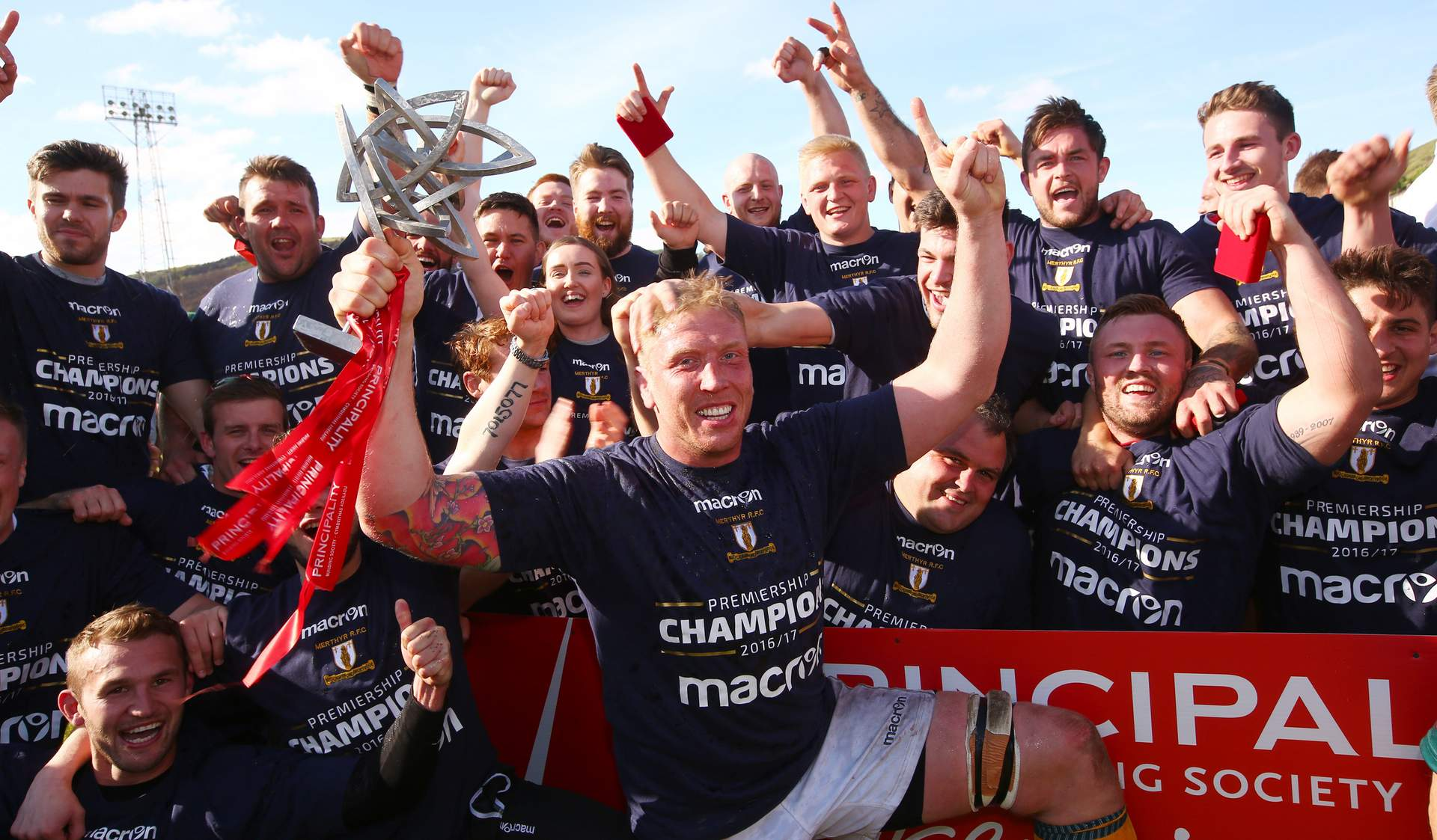 REPORT: Merthyr claim first Premiership crown