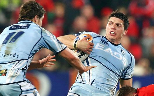 Richard Smith Cardiff Blues