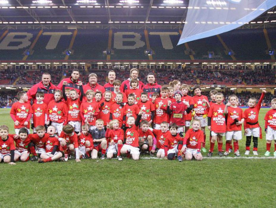WRU Rugby Stars at Judgement Day 2013
