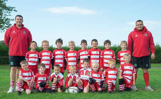 Mini rugby on the rise